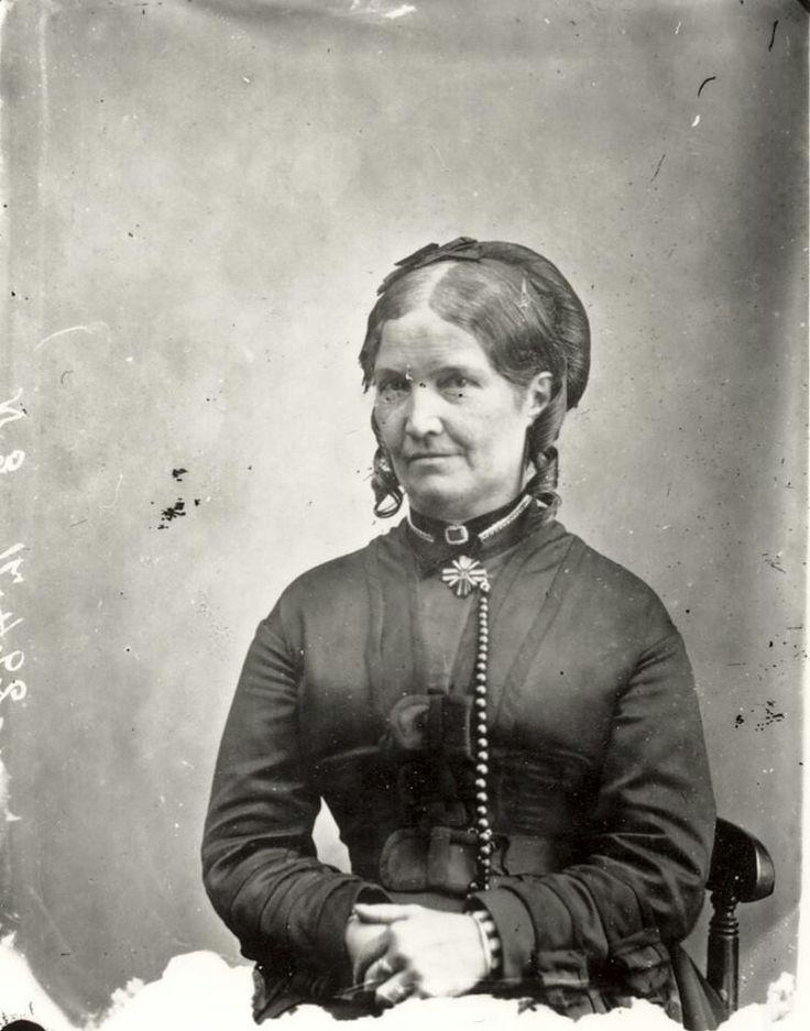Ellen Nussey - Musée Brontë