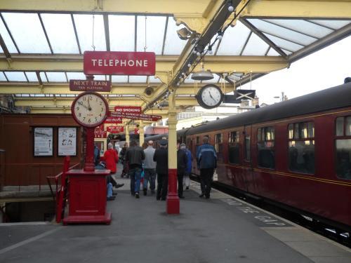 Gare de Keighley, Brontë Facebook page
