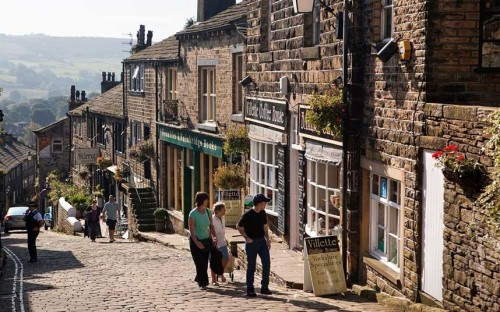 Haworth - © telegraph.co.uk
