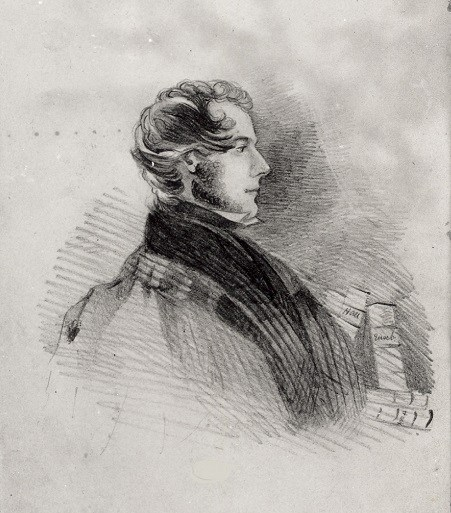 William Weightman par Charlotte Brontë