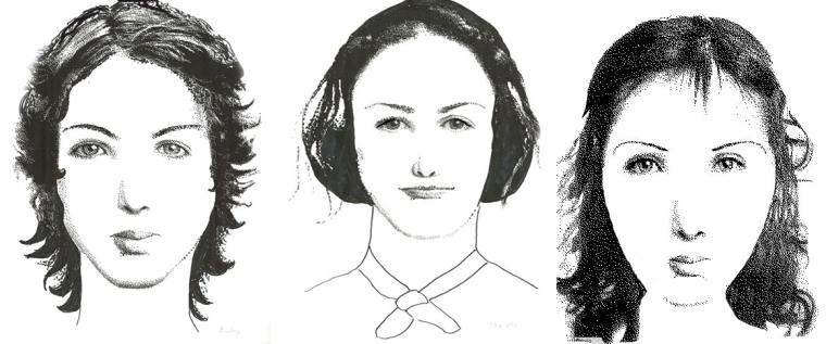 À la recherche des sœurs Brontë (1) - Les sœurs Brontë