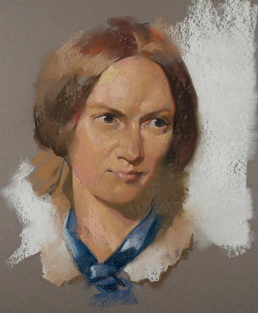 Charlotte Brontë © Gregory Manchess