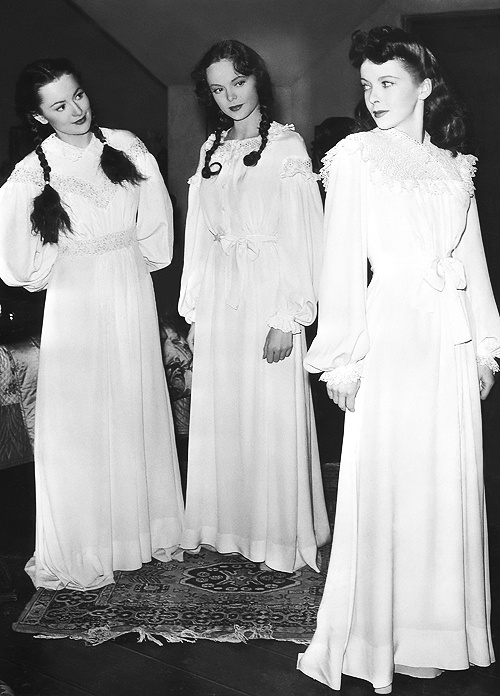 "Olivia de Havilland,  Nancy Coleman, Ida Lupino - ""Devotion"" (1946)"