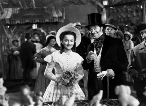 "Olivia de Havilland, Victor Francen – ""Devotion"" (1946)"