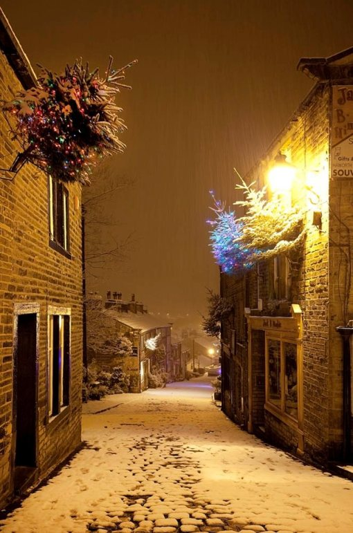 Haworth © Mark Davis