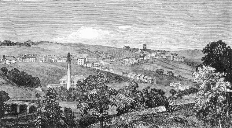 Haworth au XIXe siècle