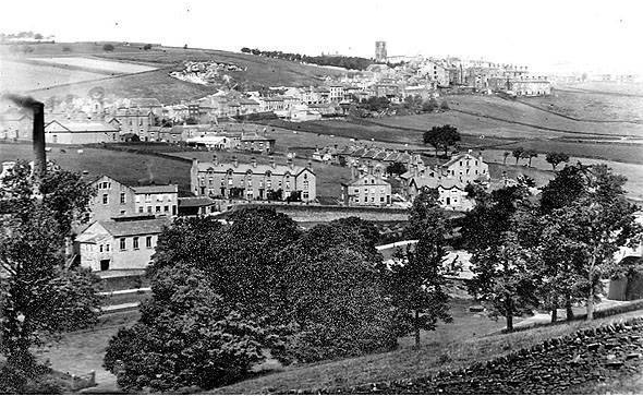 Haworth c1890