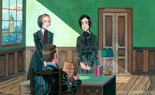 © Coralie Nagel / Conie Co - «Finding Gondal - L'histoire des sœurs Brontë», 2015