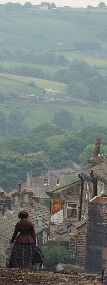 James Fortune-Clubb - I love Haworth and the Bronte Parsonage (Facebook)